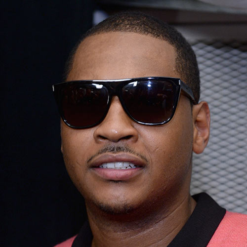 Sports Stars answer: CARMELO ANTHONY