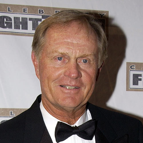 Sports Stars answer: JACK NICKLAUS