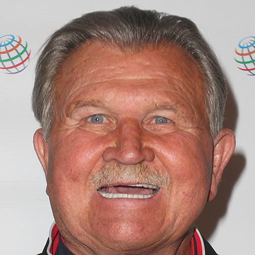 Sports Stars answer: MIKE DITKA
