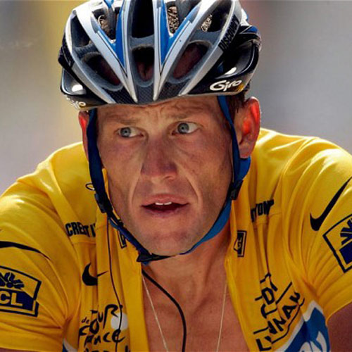 Sports Stars answer: LANCE ARMSTRONG