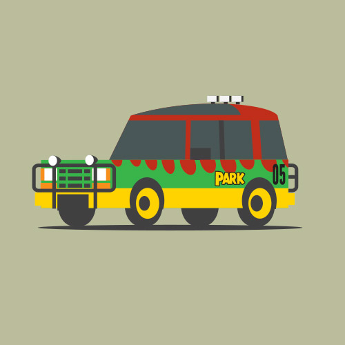 Star-Autos answer: JURASSIC PARK
