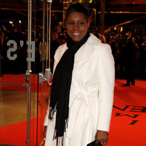 The X Factor answer: BEVERLY TROTMAN