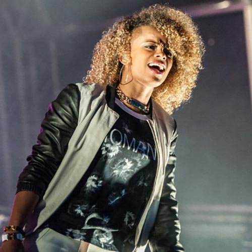 The X Factor answer: FLEUR EAST