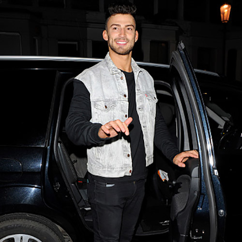 The X Factor answer: JAKE QUICKENDEN