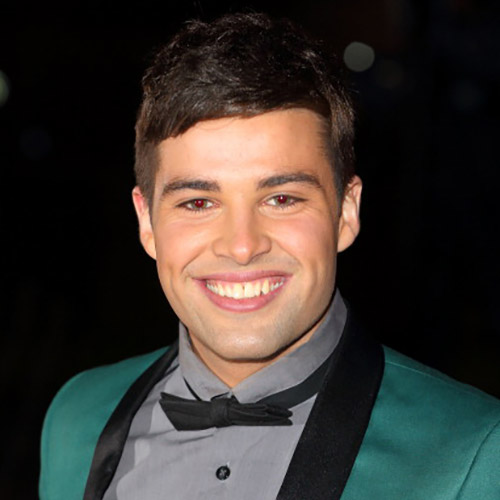 The X Factor answer: JOE MCELDERRY
