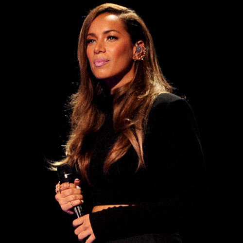 The X Factor answer: LEONA LEWIS
