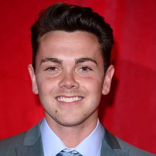 The X Factor answer: RAY QUINN