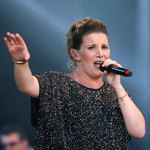 The X Factor answer: SAM BAILEY