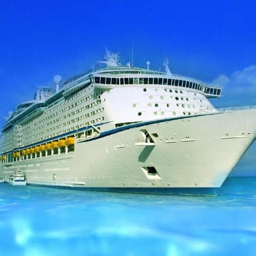 Transport answer: CRUISE SHIP