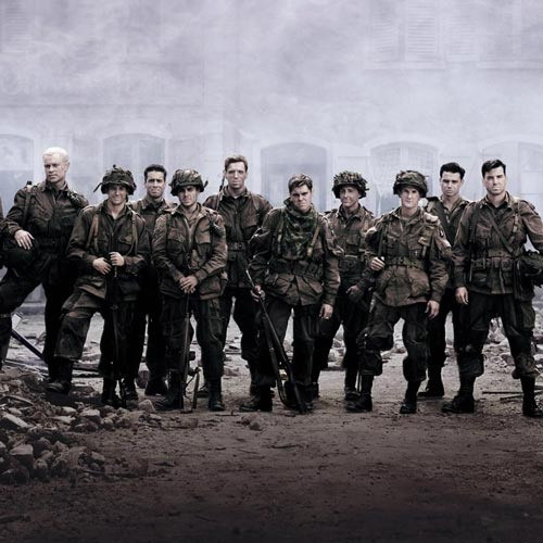 TV Shows answer: BAND OF BROTHERS