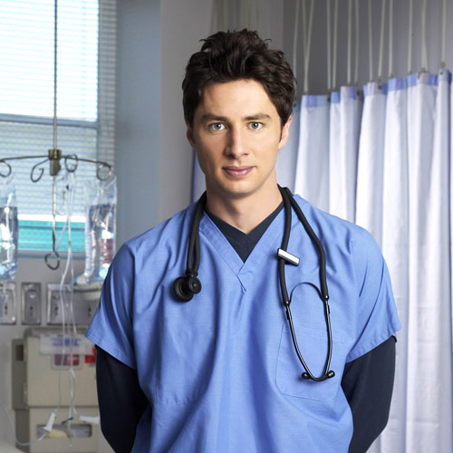 TV Shows answer: SCRUBS
