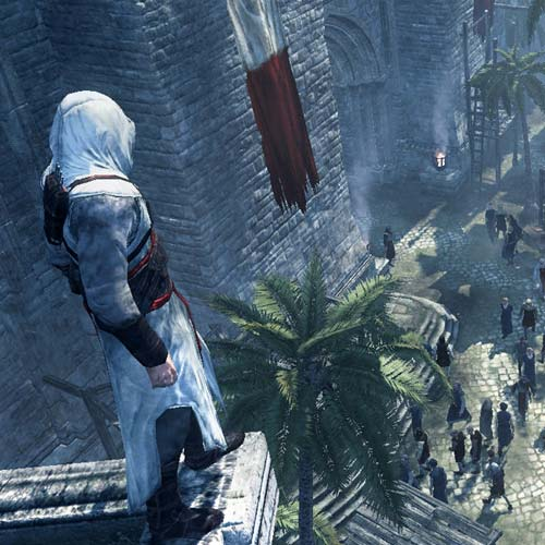 Videospiele answer: ASSASSINS CREED