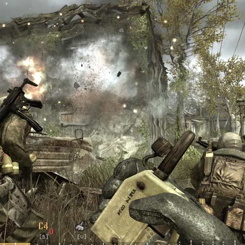 Videospiele answer: CALL OF DUTY