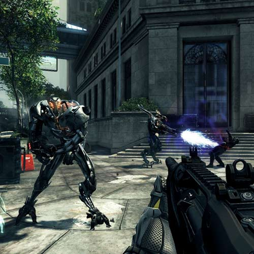 Videospiele answer: CRYSIS