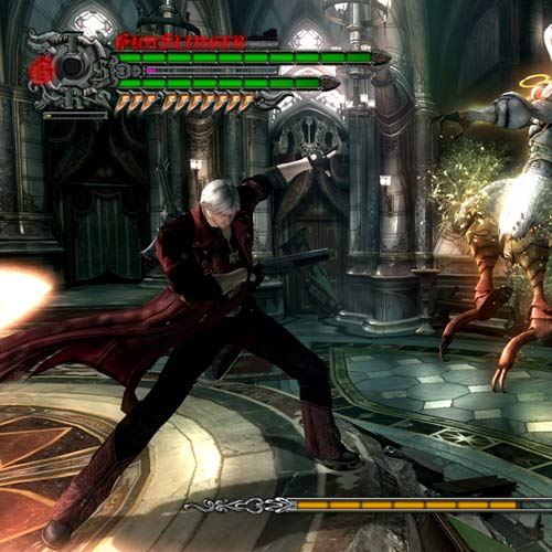 Videospiele answer: DEVIL MAY CRY