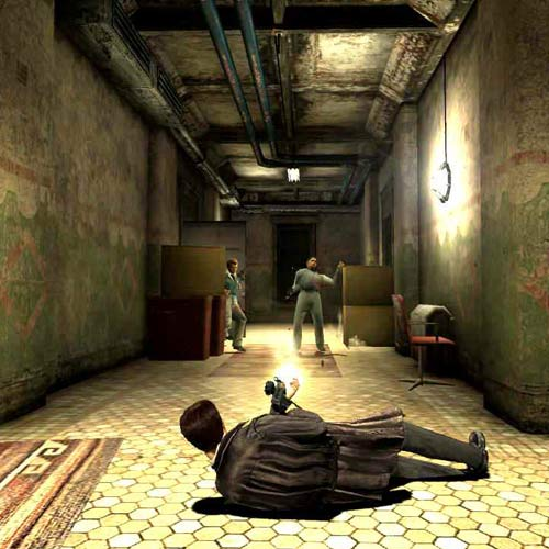 Videospiele answer: MAX PAYNE
