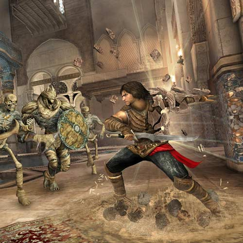 Videospiele answer: PRINCE OF PERSIA