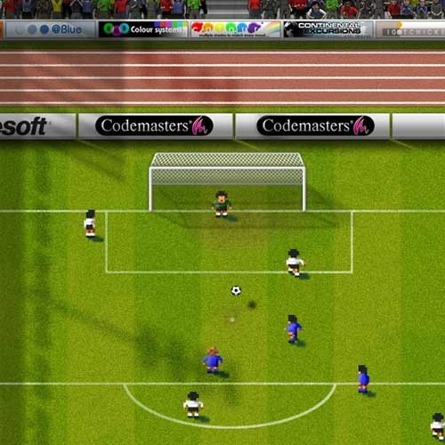 Videospiele answer: SENSIBLE SOCCER
