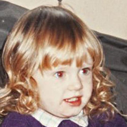 Adele Kinderfotos