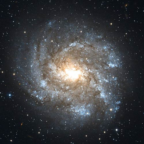 Weltall answer: GALAXIE