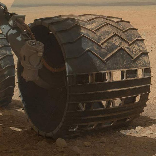 Weltall answer: MARS-ROVER