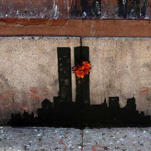 2013 Quiz answer: BANKSY NEW YORK