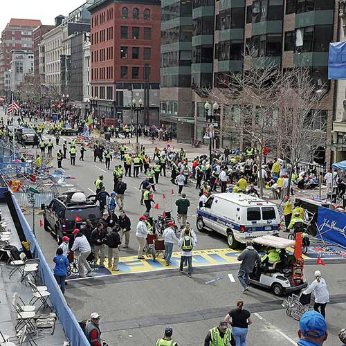 2013 Quiz answer: BOSTON BOMBING