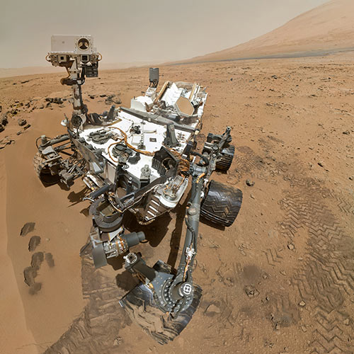 2013 Quiz answer: CURIOSITY ROVER