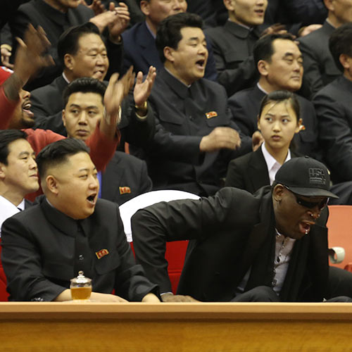 2013 Quiz answer: DENNIS RODMAN