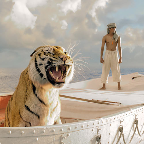 2013 Quiz answer: LIFE OF PI