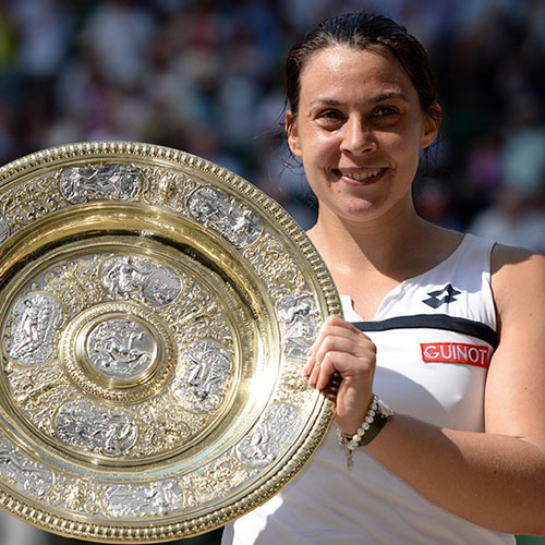 2013 Quiz answer: MARION BARTOLI