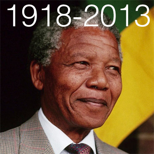 2013 Quiz answer: NELSON MANDELA