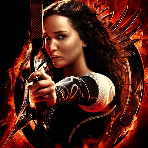 2013 Quiz answer: THE HUNGER GAMES