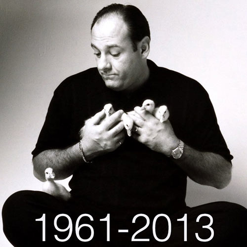 2013 Quiz answer: GANDOLFINI