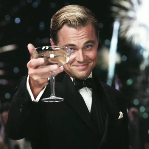 2013 Quiz answer: THE GREAT GATSBY