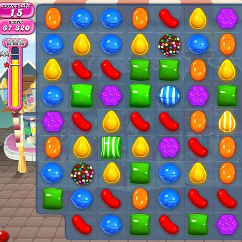 2013 Quiz answer: CANDY CRUSH SAGA