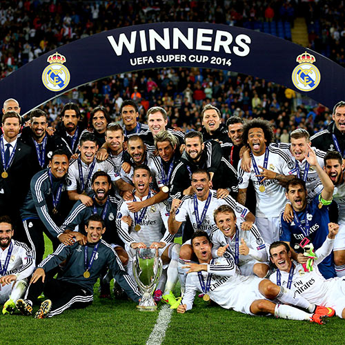 2014 Quiz answer: REAL MADRID