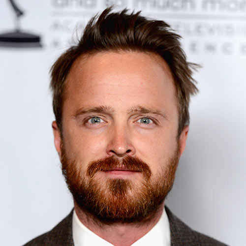Actors answer: AARON PAUL