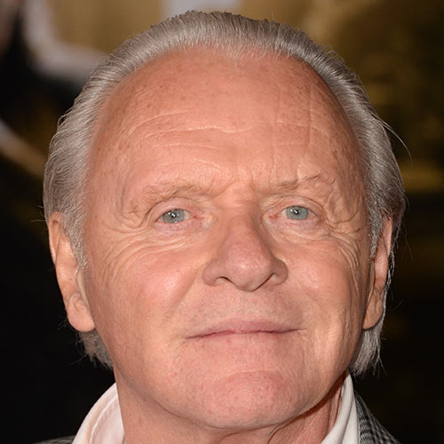 Actors answer: ANTHONY HOPKINS