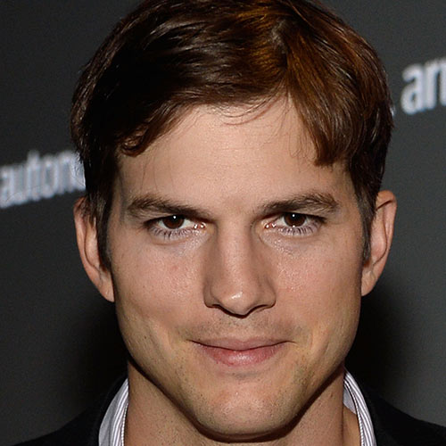 Actors answer: ASHTON KUTCHER