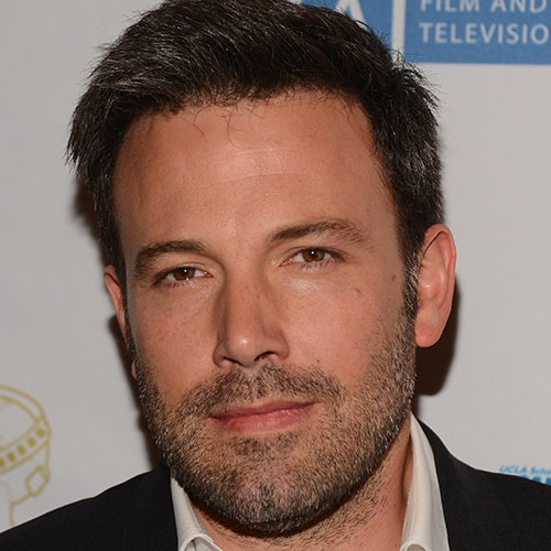 Actors answer: BEN AFFLECK