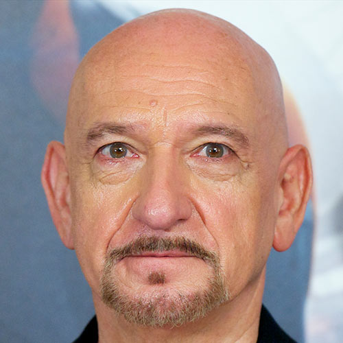 Actors answer: BEN KINGSLEY