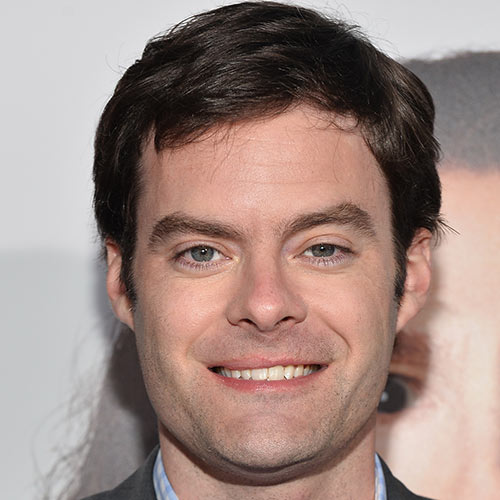 Actors answer: BILL HADER