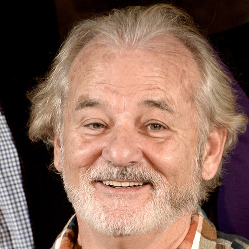 Actors answer: BILL MURRAY