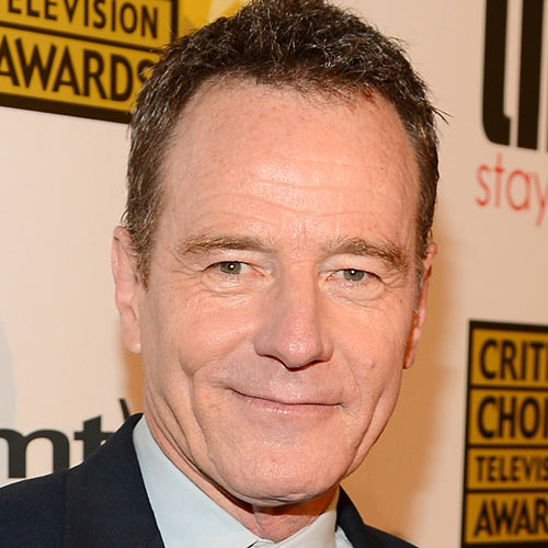 Actors answer: BRYAN CRANSTON