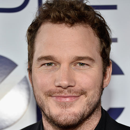 Actors answer: CHRIS PRATT