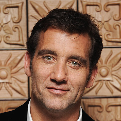 Actors answer: CLIVE OWEN