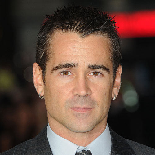 Actors answer: COLIN FARRELL