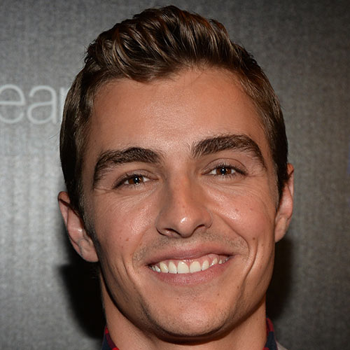 Actors answer: DAVE FRANCO