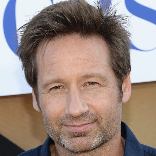 Actors answer: DAVID DUCHOVNY